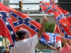 Let's make the Confederate flag a hate crime: It is the American swastika and we should recoil it from it in horror
