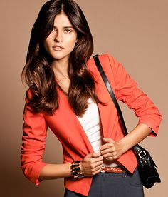 I wish I lived closer to an H&M... would love to see this blazer in person.