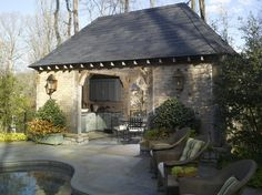 Country French Cabana