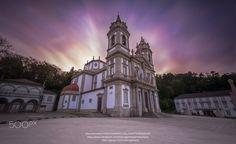 Bom Jesus - Braga - Portugal - null