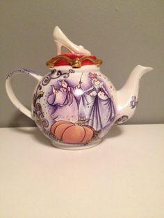 Cardew Design Disney Teapot Cinderella | eBay