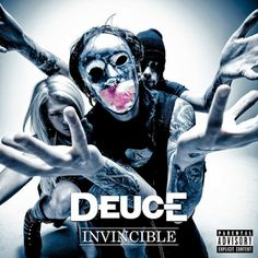 Album Review: Deuce - Invincible You ever been excited for an album then extremely disappointed before you reach the half way mark? Then you don't hear anything that can bring back joy? Deuce was one of the founding members of Hollywood Undead and left to pursue greener pastures on his own. It worked out well for his first album Nine Lives. He dropped his second album called Invincible and if we're being honest which we are it was horrible. There's so may problems with this album. Let's just…