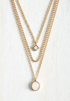 You Dew You Necklace, @ModCloth