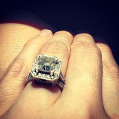 Celebrity Engagement rings Tamera Mowry I saw her ring and now I
