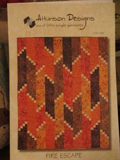 Free Quilt Pattern!