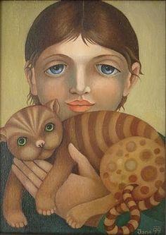 Pinzellades al món: Colección de gatos, ilustraciones de Animiaus / Col·lecció de gats. il·lustracions d'Animiaus