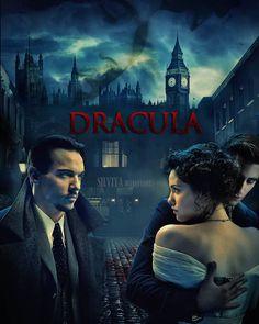 Dracula Fanmade Poster 2 by silviya on DeviantArt, #NBCDracula #AlexanderGrayson #JRM
