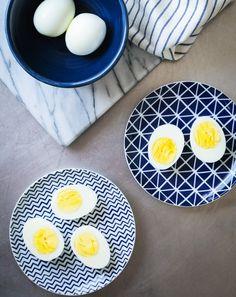 Foolproof Hard-Boiled Eggs