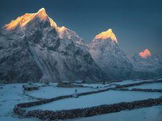 山の呼び声(ネパール)