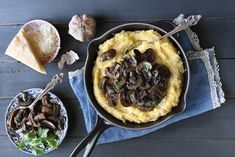 The Difference Between Polenta and Cornmeal