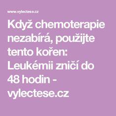 Když chemoterapie nezabírá, použijte tento kořen: Leukémii zničí do 48 hodin - vylectese.cz Korn, Homemade, Janus, Anatomy, Home Made, Diy Crafts, Hand Made, Diys, Grains