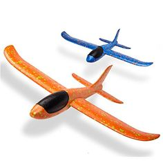 Foam Plane Throwing Glider Toy Airplane Inertial EPP Flying Model gliders Outdoor Fun Sports Planes toy for children. New Kids Toys, New Toys, Airplane Toys, Sports Toys, Fun Challenges, Gliders, Toy Store, Outdoor Fun, Fun Games