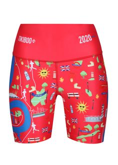 Red Run London 2020 Running Shorts London Marathon, Race Day, Super Excited, Running Shorts, Long Distance, Mall, Thighs, Training, Icons