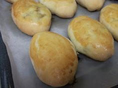 Kitchen Away From Kitchen: Russian comfort food: pirozhki