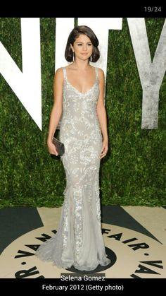 Selena Gomez's dress!