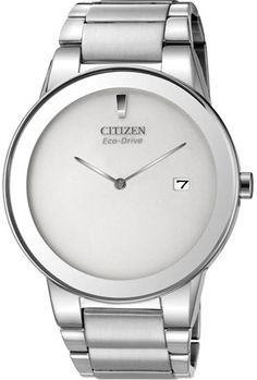 AU1060-51A - Authorized Citizen watch dealer - Mens Citizen AXIOM, Citizen watch, Citizen watches