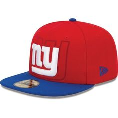 Men s New Era New York Giants Over Flock 59FIFTY  Structured Fitted Hat by New  Era 16ec0b79a