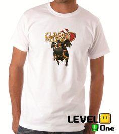 Camisa Clash of Clans - Lava Hound