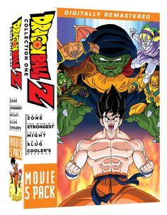 Amazon.com: Dragon Ball Z: Movie Pack Collection One (Movies 1-5): Christopher R. Sabat, Sean Schemmel, Stephanie Nadolny, Sonny Strait, Chuck Huber: Movies & TV