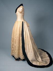 1880's dress