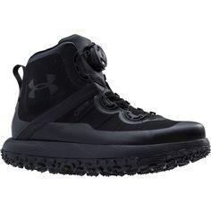 Under Armour Men's Fat Tire Gore-TEX Trail Running Shoes, Size: 10.0MEDIUM, Black