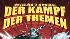 Leo Burnett Schweiz: Jugendsession ruft zum Kampf der Themen