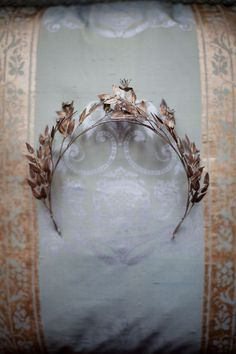 Edwardian bridal crown//