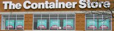 The Container Store....because I need everything to be organized and stored properly.