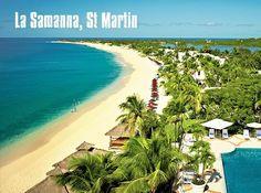 #Swimming destination: La Samanna, St Martin