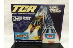 I had 2 sets of these. TCR Racing (Total Control Racing).