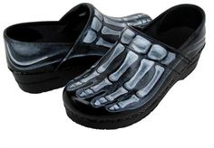 x-ray clogs! First purchase I will make to celebrate getting a job!!!(once I find one!)