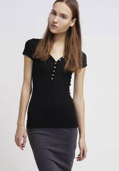 Hilfiger Denim Lola Camiseta Básica Tommy Black camisetas y blusas tommy Lola Hilfiger Denim camiseta black básica Noe.Moda