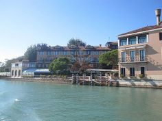 My favourite hotel in Italy - Hotel Cipriani, Venice