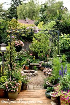 Perfect Home Vegetable Garden Design Ideas - New ideas Home Vegetable Garden Design, Garden Design Plans, Cottage Garden Design, Small Garden Design, Cottage Patio, Vegetable Bed, Deck Fire Pit, Garden Fire Pit, Firepit Deck