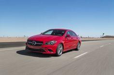 2014 Mercedes-Benz CLA250 First Test - Motor Trend