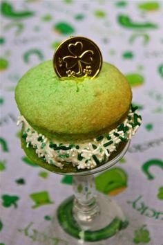 St. Patrick's Day Whoopie Pie!