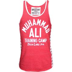 f983186735351 Roots of Fight Ali Training Camp Striped Tank Roots Of Fight