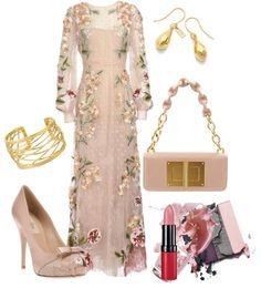 """""""Lace Shoes"""" by milladeyn on Polyvore"""