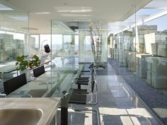 Glass House by NAF Architect & Design | Home Adore