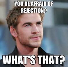 "Click here to see Liam Hemsworth's funny ""Attractive Guy Dating Tips"" meme!"