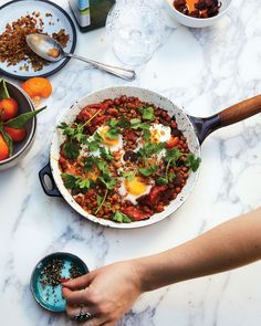 3 Recipes For Highly Cookable Comfort Food So You Can Dine In All Winter Long+#refinery29