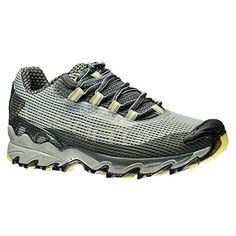 promo code 5491e b8664 La Sportiva Women s Wildcat Trail Running Shoe, Grey Butter, 41.5 M EU -