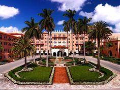 Boca Raton Resort - Florida
