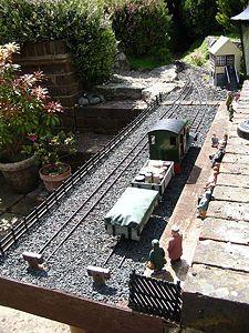 How To Make A Garden Railway  #Garden #Build #Railway #Railroad