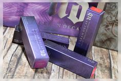 Urban Decay Matte Revolution Lipsticks | Swatches und Tragebilder