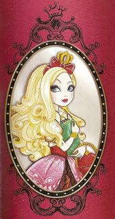 Voicething: Review: Ever After High -- Apple White