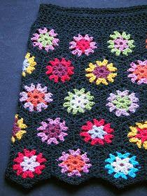 crochet waist of hexagon tube skirt ile ilgili görsel sonucu. Eva Hůlková ·  Háčkování sukně a kalhoty 5dfd60cda8