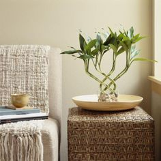 I don't know about making my home more zen, but, I think I could approximate that table!