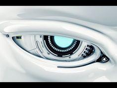 Artificial Intelligence Advances: Robot Shows Signs of Self-Awareness Robot Eyes, Humanoid Robot, Artificial Intelligence Technology, Arte Robot, Dystopian Future, Ex Machina, Robot Design, Cyberpunk Art, Blade Runner