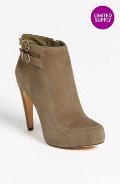 785d0e24344 Sam Edelman -  Kit  Boot --  A shortened shaft smartens the silhouette of  an ankle boot finished with twin buckles. heel height  4 with platform. boot  shaft ...